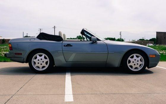 Найден идеальный Porsche 944, который 24 года простоял в гараже