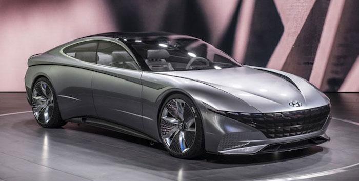 Новые модели Hyundai получат более спортивный и агрессивный дизайн