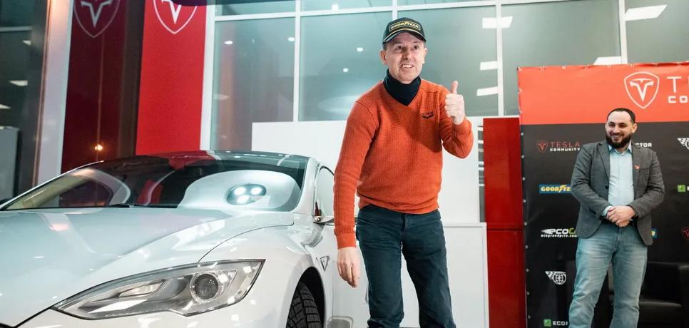 Одесса примет мировое кругосветное ралли на электромобилях