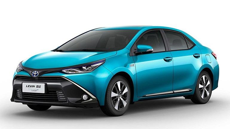 Альтернативная версия Toyota Corolla 2019 стала спортивнее