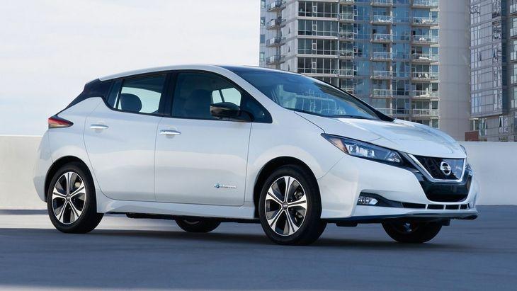 Nissan Leaf первым из электромобилей перешагнул отметку в 400 тысяч проданных единиц