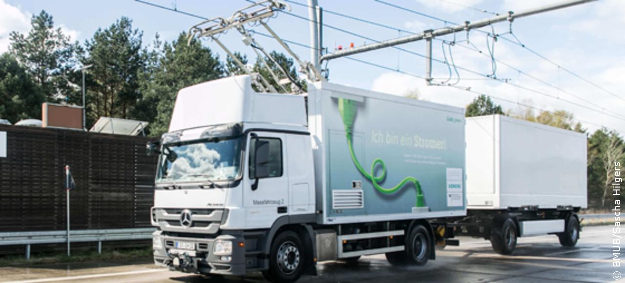 В Германии открылся первый электрический автобан