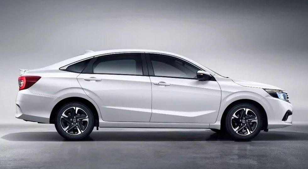 Особенности нового седана Honda Envix