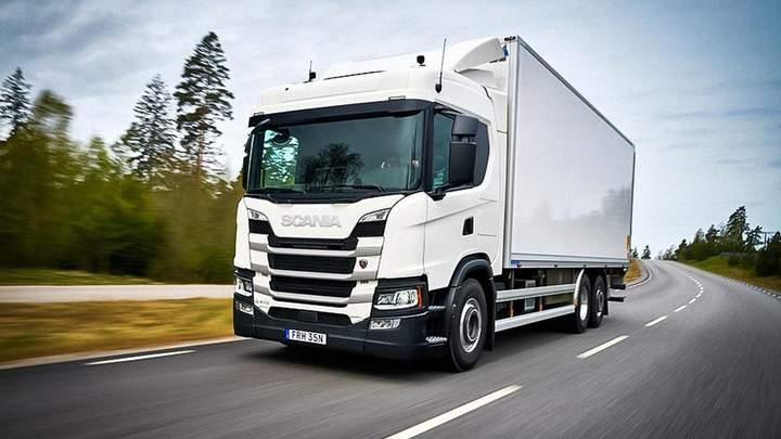 Европейские производители грузовиков решили заблаговременно отказаться от ДВС