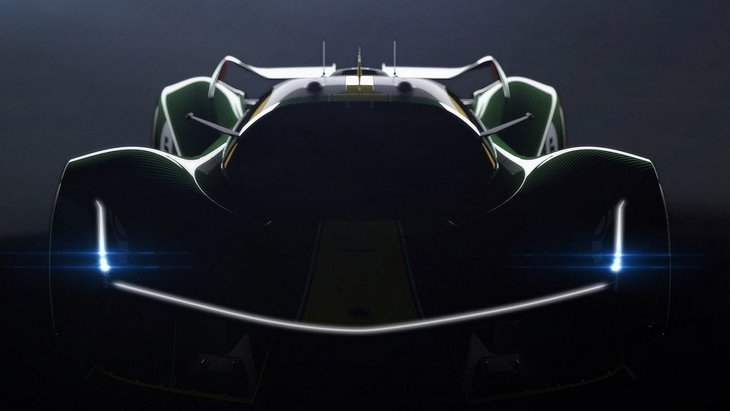 Новый электрический гиперкар Lotus «взорвет ваш мозг»