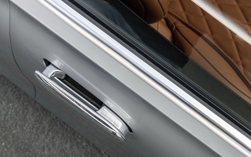 Мировая автоиндустрия может лишиться дверных ручек