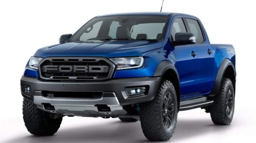 Представлен новый пикап Ford Ranger