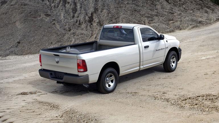 Dodge ведет работы над среднеразмерным пикапом