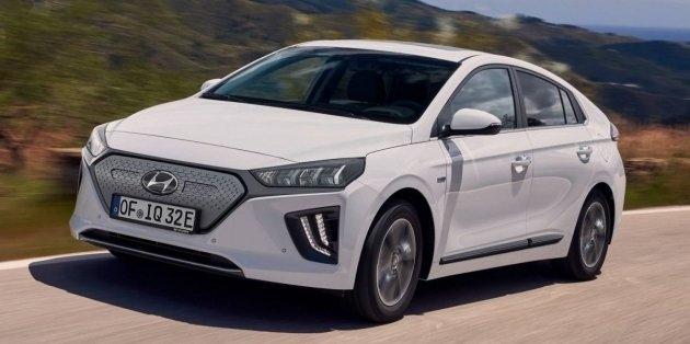 Hyundai обошел Tesla: опубликован рейтинг самых энергоэффективных электромобилей