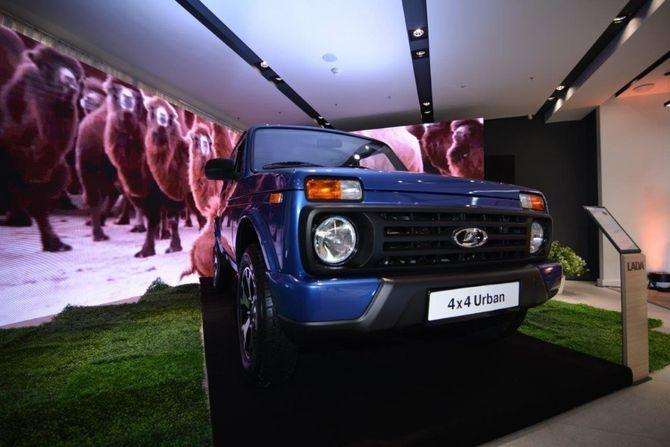 АвтоВАЗ променял Европу на Монголию