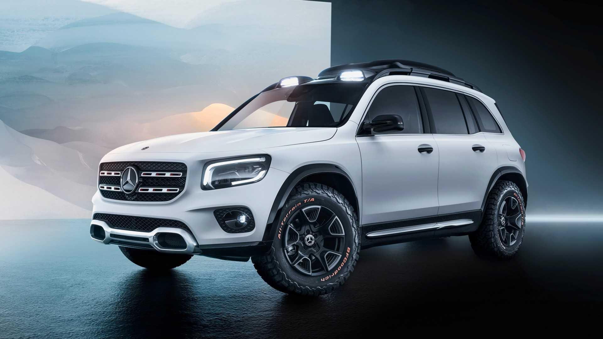Mercedes-Benz GLB будут выпускать в Мексике