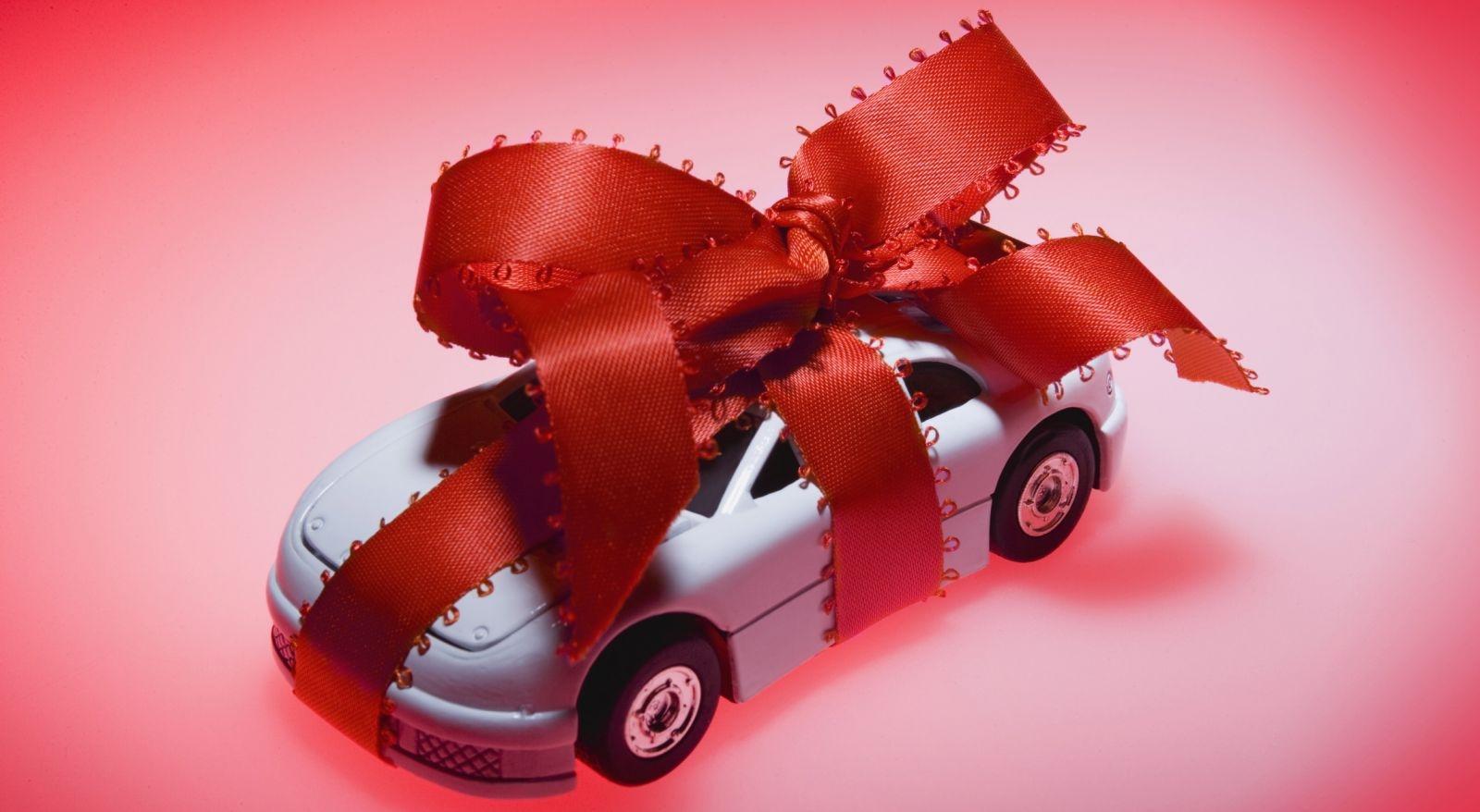 вариантов картинки автомобиль в подарок они поступают