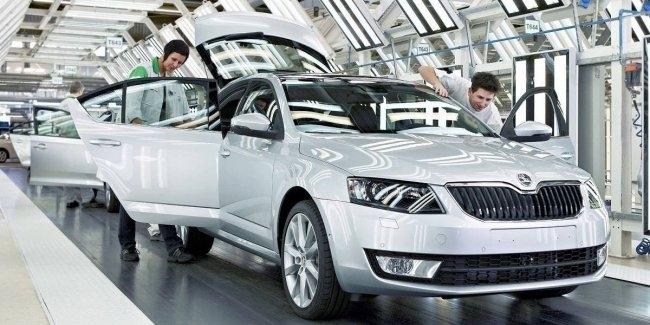 Skoda отказалась строить новый завод в Украине