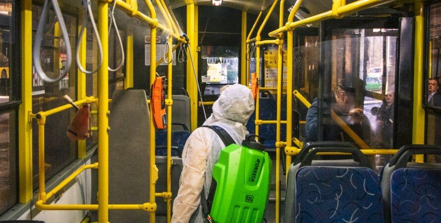 Карантин выходного дня: что будет с общественным транспортом