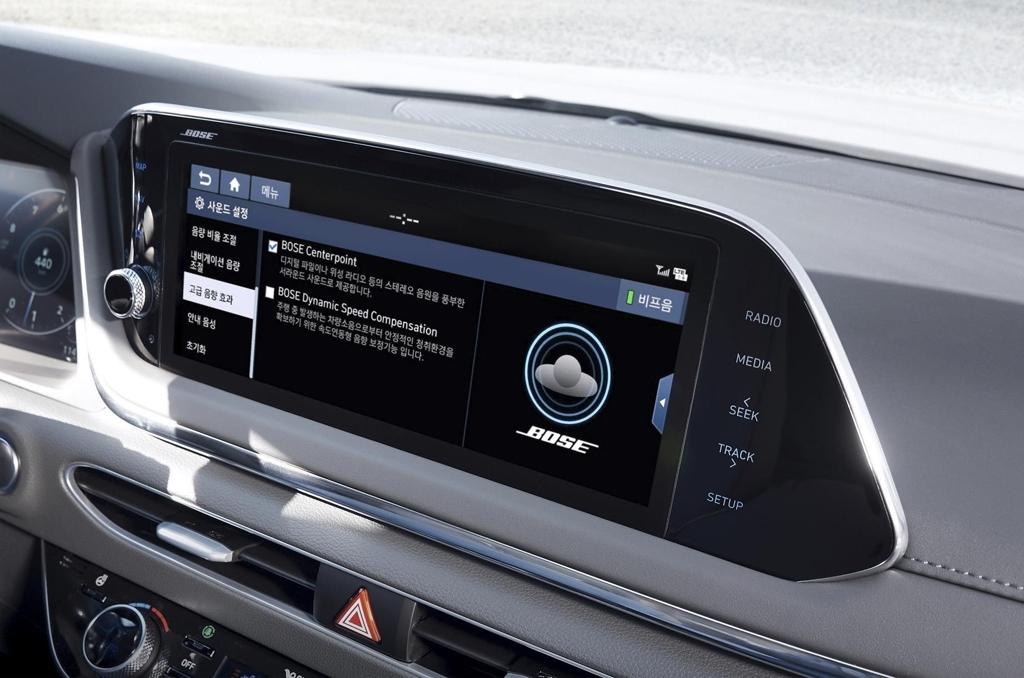 Автомобили Hyundai получат аудиосистему Bose