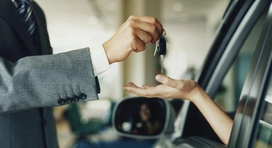 Продажи новых автомобилей в Украине выросли на 45%