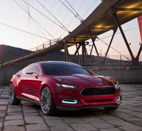 Ford готовит новую глобальную модель — кроссовер Mondeo Evos