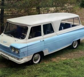 Каким был самый красивый микроавтобус Советской Украины