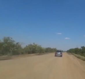 Дорога, которой нет: отвратительное состояние трассы Кривой Рог – Николаев