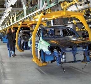 Украинское автопроизводство снова сокращается