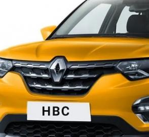 Renault выпустит новый бюджетный кроссовер HBC