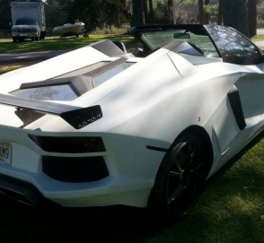 На продажу выставили Lamborghini по цене VW Golf