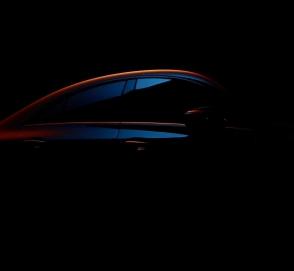 Mercedes-Benz показал тизер нового CLA