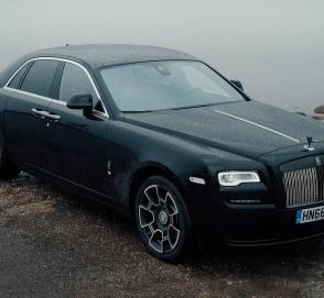 Rolls-Royce прекратил выпуск автомобиля Ghost