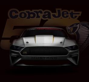 Юбилейный Ford Mustang Cobra Jet стал самым быстрым за всю историю модели
