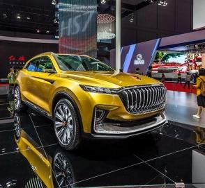Hongqi HS5 станет конкурентом для BMW X3