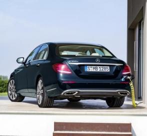 Mercedes-Benz откажется от «подзаряжаемых» гибридов