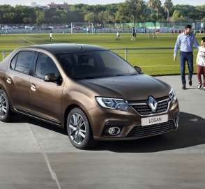 Renault работает над моделью дешевле «Логана»