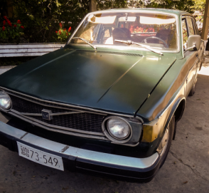 Швеция требует деньги у Северной Кореи за автомобили Volvo