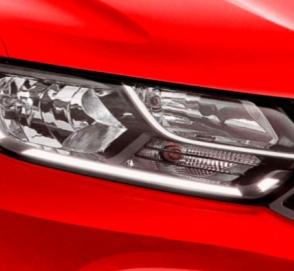 В Сети показались изображения новой Dacia Sandero