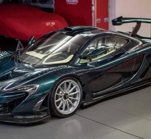 Британцы добавили трековому гиперкару McLaren «длинный хвост»