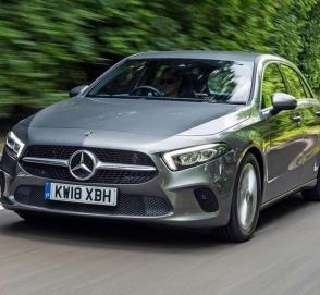 Mercedes добавил A-Class два дизельных двигателя