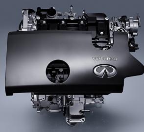 Мотор Infiniti VC-Turbo становится все лучше и лучше