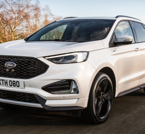 Ford обновил кроссовер Edge для Европы