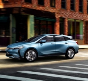 Компания Buick презентовала новый универсал