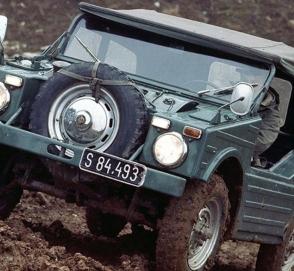 Каким был первый внедорожник Porsche