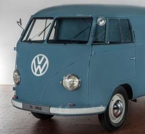 «Древнейшие» минивэны Volkswagen собрались в одном месте