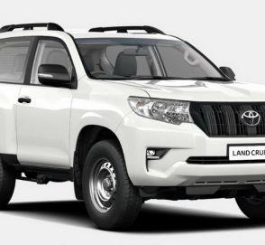 Toyota выпустила «народный» Land Cruiser Prado
