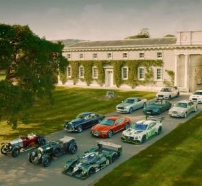 Bentley отметит в Гудвуде столетний юбилей