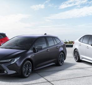 Toyota презентовала «уменьшенный» вариант «Короллы»