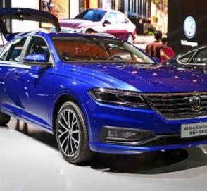 Volkswagen презентовал седан Gran Lavida