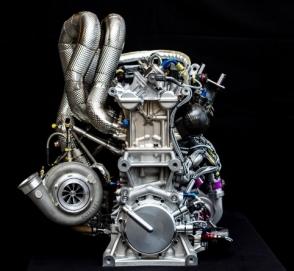 Audi снял 610 л. с. с нового двухлитрового мотора