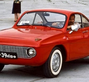 В Сети появились фото редчайшего автомобиля ЗАЗ