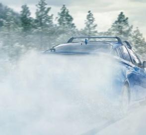 Первое фото полноприводной Toyota Prius