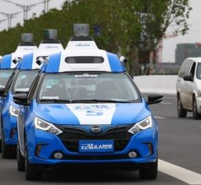Китайцы успешно испытали беспилотные автомобили