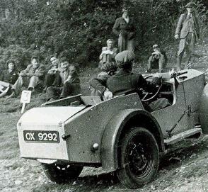 Lotus ищет пропавший 70 лет назад автомобиль